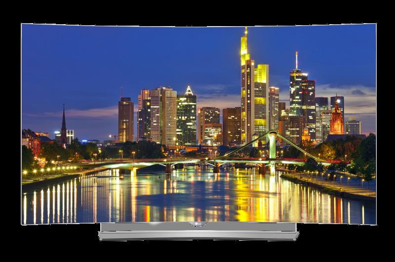 OLED TV LG EG9609, Bildquelle: tecedo